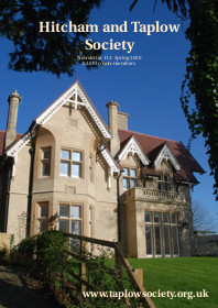 Hitcham and Taplow Society Newsletter 113: front cover